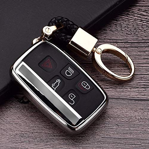 Replacement Keyless Entry Remote Key Fob Case Fit For Land Rover Range Rover Sport LR3 Discovery Key Fob Shell Cover