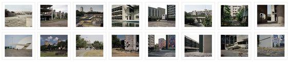 PABLO LÓPEZ LUZ (México, 1979)   Tlatelolco, 2014  De la serie   Tlatelolco Impresión digital   Cortesía del artista.