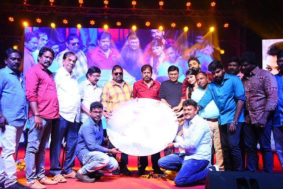 Director K. Bhagyaraj Speech At Marijuana Movie Audio Launch