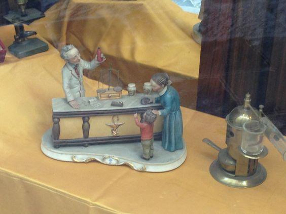 Salemi farmacisti Showcase dal 1844, Sicily 7.2014