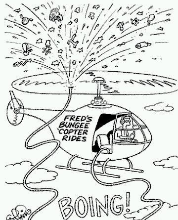 Bungeecopter