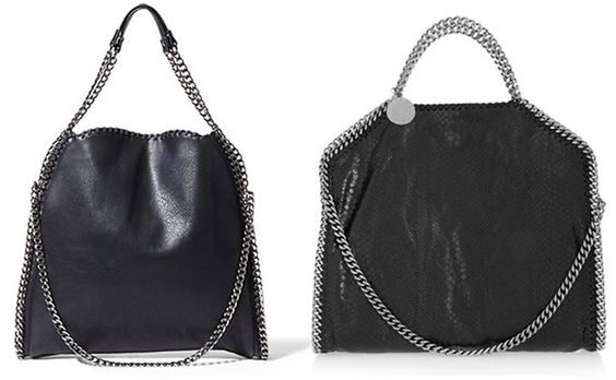 Steve Madden copies Stelle McCartney Falabella Tote (and gets sued)