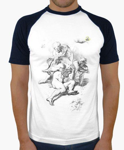 Camiseta Paolo Pagani A Camiseta hombre, estilo béisbol  19,90 € - ¡Envío gratis a partir de 3 artículos!