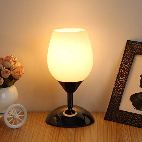 Touch Control Table Lamp Dimmable Small Lamp Ambient Ligh Https Www Amazon Com Dp B07gzd3k1h Ref Cm Sw R Pi Dp U X Kvkxcb Nightstand Lamp Lamp Accent Lamp