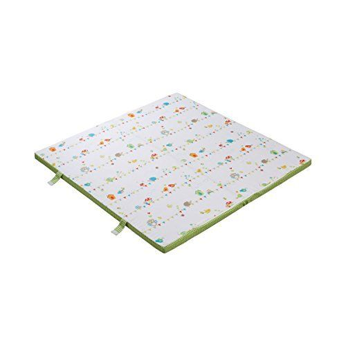 roba le matelas pour lit parapluie avec jeu de motifs 120 x 120 x 4 cm multicolore http www. Black Bedroom Furniture Sets. Home Design Ideas