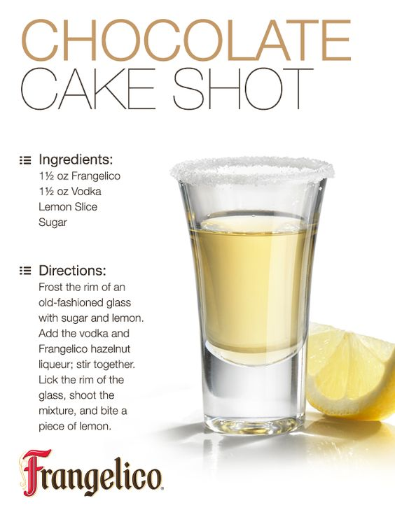 chocolate cake shot the world s catalog of ideas 2833