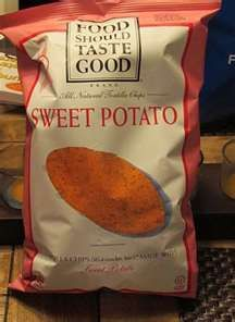 ... use to scoop up the guac is food should taste good sweet potato chips