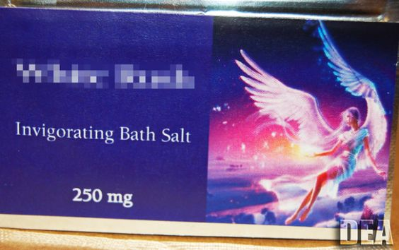 Why bath salts are dangerous.