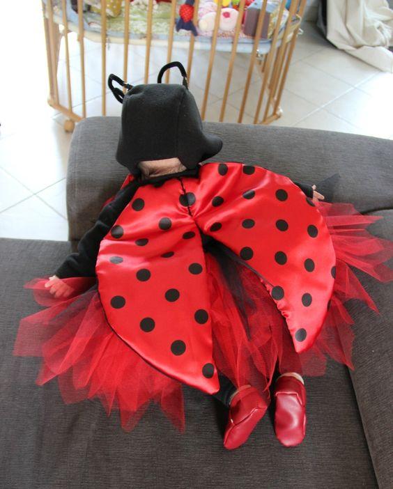 d guisement coccinelle baby ladybug costume d guisements pinterest b b costume de. Black Bedroom Furniture Sets. Home Design Ideas