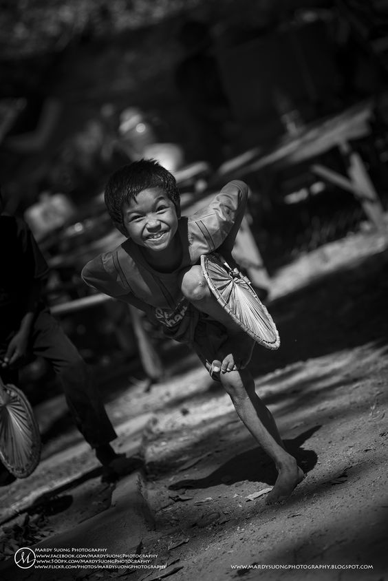 Funny Kid ! - Funny Kid !  This kid is a fan seller who tried to follow me and sell the fan to me at Udong mountain during my 5th Cambodia Photography Tours to Udong Mountain.  Photo by: Mardy Suong Photography Date: 10th, December, 2014. Place of photo: Kampong Spue Province, Kingdom of Cambodia. Blog: http://mardysuongphotography.blogspot.com/ YouTube: https://www.youtube.com/channel/UCbZWvvbYXHuLNcZOvkES_fQ/videos Website: www.500px.com/Mardy Flickr…