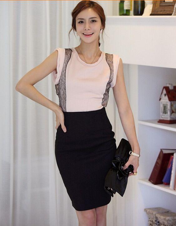 My little Black Skirt....
