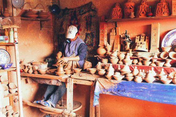 Snow in the Desert? Take a trip up to the Atlas Mountains, Morocco... in Atlas Mountains, Morocco | Travel | Hand Luggage Only