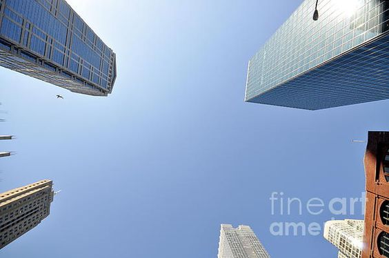 One of my fav. pics I took while on Architecture Tour by boat in Chicago earlier this year...