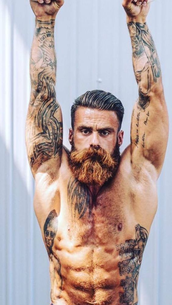 CHRISTMAS SALE World Class Beard Products as seen in GQ Magazine 2016
