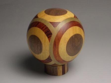 Himitsu Bako Japanese Puzzle Ball