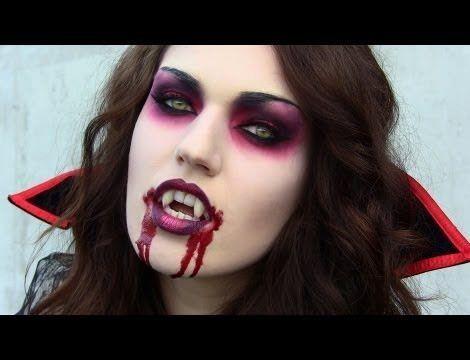 Cómo Hacer Tu Disfraz De Vampiro Casero Para Halloween 2015: