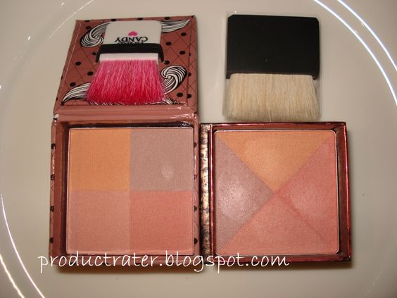 Hard Candy Smooth Talker Blush is a Benefit dupe!