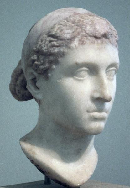 Cleopatra Selene- fascinating woman daughter of Cleopatra and Marc Anthony married to Juba II