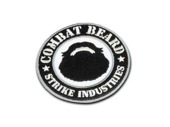 Combat Beard Patch