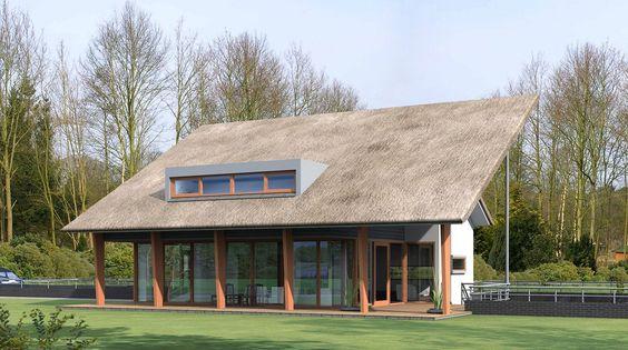 ir.G. van der Veen, Architect BNA (Project) - villa buitengebied - PhotoID #254089 - architectenweb.nl