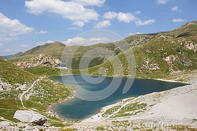 #Lake #Wolayersee In #Lesachtal #Carinthia #Austria @dreamstime #dreamstime #nature #landscape #panorama #wonderful #hiking #mountains #outdoor #active #bluesky #wonderful #travel #vacation #holidays #sightseeing #colorful #beautiful #stock #photo #portfolio #download #hires #royaltyfree