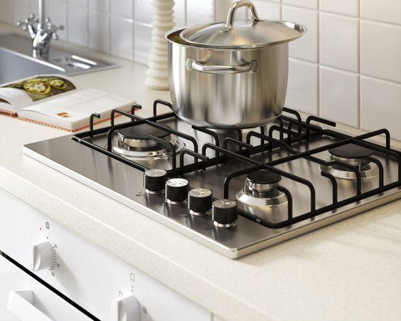 SmÅkoka gaskookplaat. maak je keuken helemaal af met onze ...