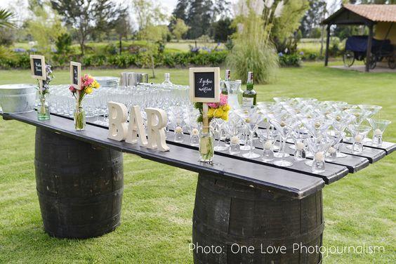 Matrimonio Campestre Barriles