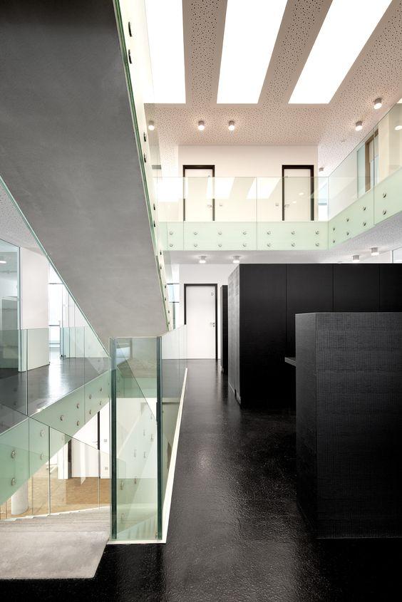 Neubau Bürogebäude,© Kurt Kuball