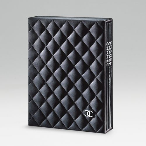 Chanel coffee table books.