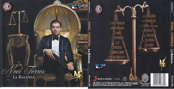 Noel Torres – La Balanza 2014 CD