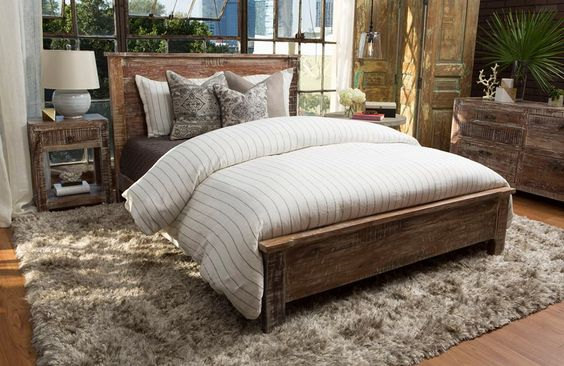 Rustic Bedroom @ Top Drawer Furniture