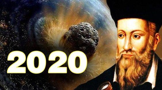 Heeft Nostradamus in 2020 een buitenaardse invasie voorspeld?
