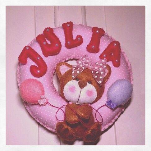 Guirlanda da Julia.