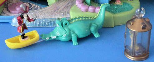 1997 - Disney's Peter Pan Neverland Playset - Bluebird Toys