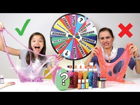 Youtube Desafios Roleta Asmr