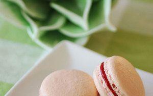 recept macarons met frambozenvulling