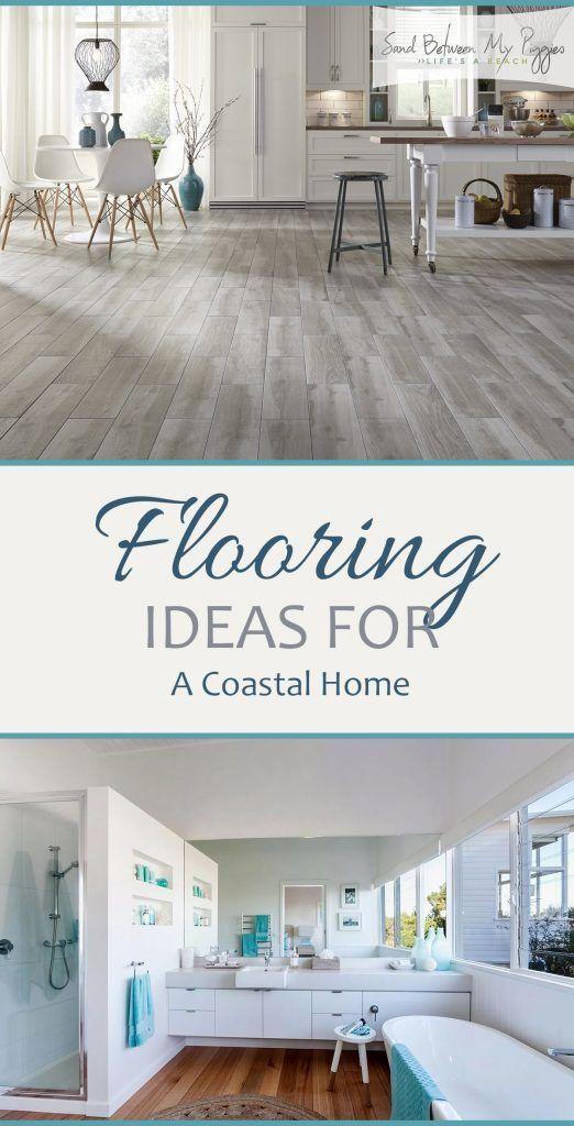 Flooring Ideas For A Coastal Home
