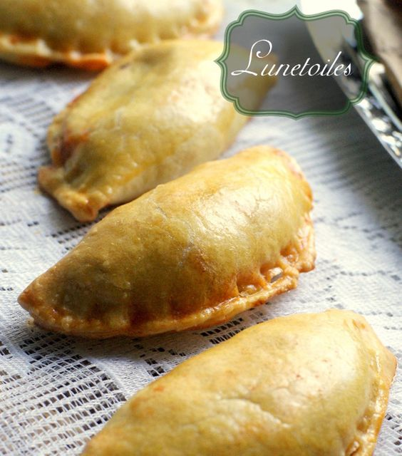 La coca chaussons de la cuisine algerienne recipe - Blog cuisine algeroise ...