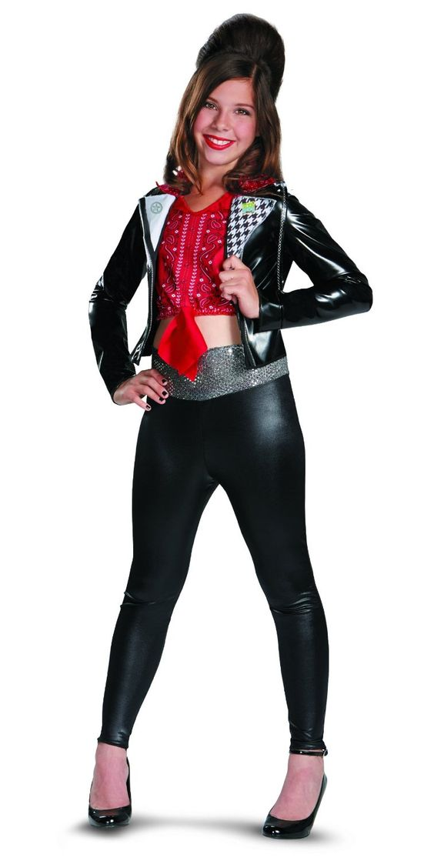 Biker Babe Halloween Costume