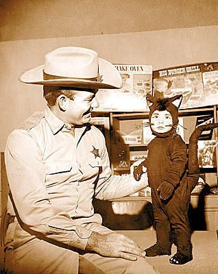 Trooper Terry Show - Augusta, GA. My Brownie Troop went to this show.