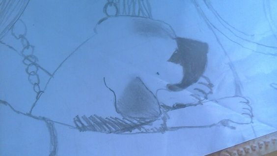 Um desenho que eu fiz