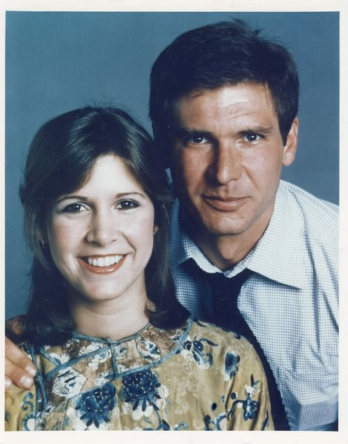 This picture should be hanging up on a wall somwhere in Episode VII...