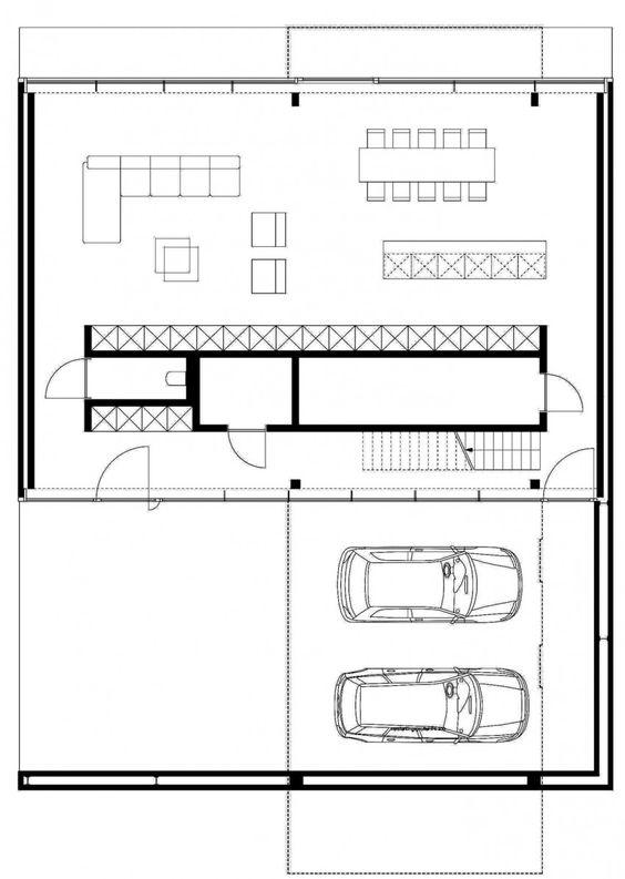 House VRT by DE JAEGHERE Architectuuratelier (16)