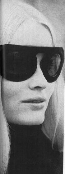 Vogue july 1970 Gunilla Lindblad Photo by Zachariasen: