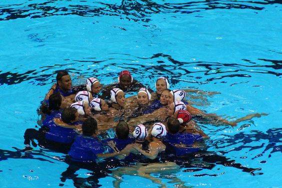 USA Women's Water Polo win GOLD against Team ITA (12-5) and defend 2012 Olympic crown! Olympic Games 8/19/16