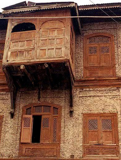 Traditional Homes In #Kashmir.
