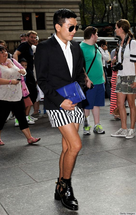 new crazy fashion | Crazy New York Fashion Week Street Style (PHOTOS)