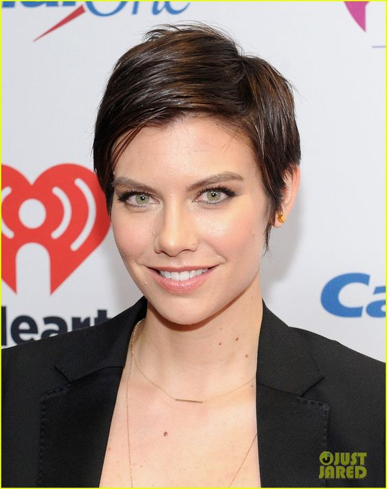 Lauren Cohan's New P
