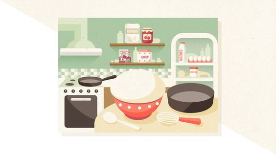Cooking game for kids on Behance