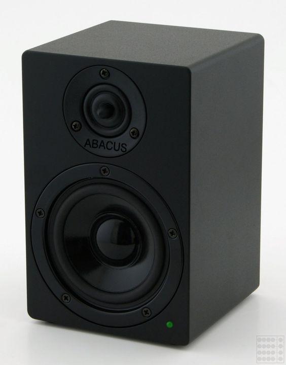 ABACUS C-Box 2 tiefschwarz